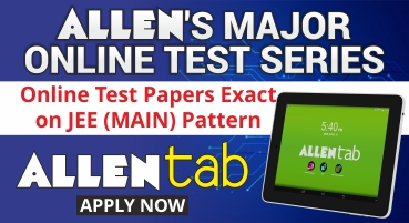 ALLENTab – Online Study Material E-Book